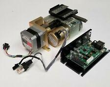 GSI Lumonics 000-3008549 Galvanometer Motor Assembly,  Vexta Motor with Board
