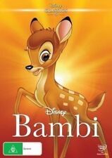 Bambi / Disney Classics 5 (DVD, Region 4)