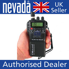 "Midland 42 ""multi"" - our top selling handheld CB radio - Latest UK Version"