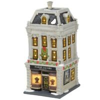 Department 56 Christmas the City Village Harry Jacobs Jewelers Building 6005382