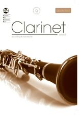 AMEB CLARINET SERIES 3 - GRADE 3 & 4 CD RECORDING HANDBOOK  *BRAND NEW*