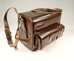 "Rare ""New/old"" Vintage Nikon FB-5 Gadget Bag & Original Box"