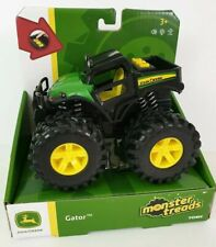 John Deere GATOR - Monster Treads Toy Car W/ Lights + Sounds - TOMY