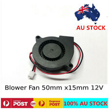 3D Printer Accessory12V DC 0.18A  Blow Radial Cooling Fan 50mm Extruder RepRap