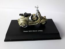 Vespa Scooter Model 125 6 Giorni 1952 By Newray 1:32 Scale Boxed  die cast