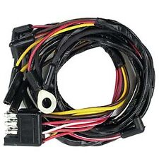 66 Mustang Engine Gauge Feed Harness, 8 Cylinder Alloy Metal's Brand, Concours