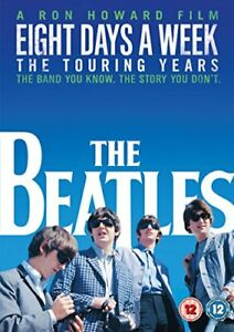 The Beatles - Eight Days a Week - The Touring Years [DVD] [2016] New Sealed