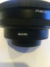 Sanyo Wide Angle 0.7x Converter Lens with Macro