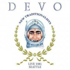 DEVO - LIVE IN SEATTLE 1981  CD 20 TRACKS CLASSIC ROCK & POP NEU
