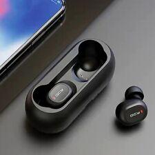 QCY T1C True Wireless Smart Earbud Bluetooth 5.0 Headphone Hi-Fi exclusive app