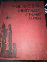 Modern Postage stamp Album