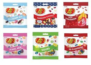 Jelly Belly American Sweets Gourmet Jelly Belly Candy Bags - USA Candy Beans 70g