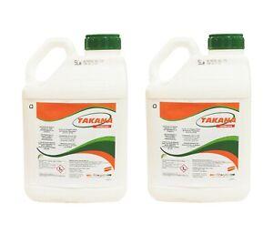 Désherbant Herbicide Total Glyphosat TAKANA 2x5L concentré livraison gratuite