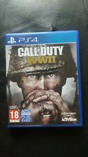 Call of Duty: WWII (PlayStation 4, 2017)