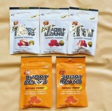 5 Packs Jelly Belly Bean Sports Extreme Assorted Flavors or Orange or lemon Lime