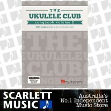 The Ukulele Club Songbook Volume 2 *NEW* 2018 Over 230 Songs, Chords, TAB