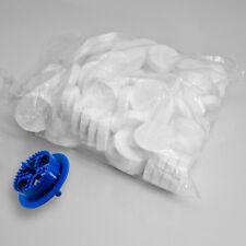 Ø 67 mm Styroporfräser + 100 Rondelle Versenkwerkzeug Dämmstoffdübel Hart-PVC
