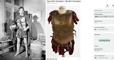 MGM Auction Roman movie prop armor Terence Longdon Drusus Ben Hur Officer armour