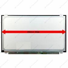 """15.6"""" Laptop Screen LED LCD Display for N156HGA-EA3 Rev C2 350MM Wide Slim Scree"""