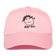 Bad Gal Hat in PINK - Riri Rihanna Work badgalriri Shopjeen Tumblr Anti Tour