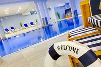 1 ÜN für 2 P. Urlaub Ferien Hotel Lewitz Mühle Schwerin Sauna Pool Urlaub 3***