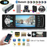 4.1'' Car Stereo Radio Bluetooth USB FM 1DIN MP5 MP3 Player with Back up Camera