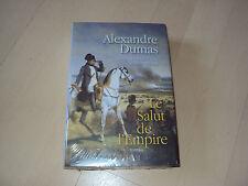 roman LE SALUT DE L'EMPIRE par Alexandre Dumas