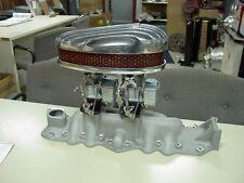Thickstun Eddie Meyer flathead stromberg 97 copper mesh Air Cleaner Element