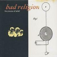 Bad Religion : The Process of Belief CD (2009) Expertly Refurbished Product