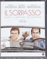 Blu-ray IL SORPASSO di Dino Risi con Vittorio Gassman Catherine Spaak nuovo 1962