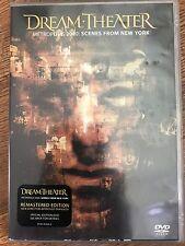DREAM THEATER ~ Metropolis 2000 Live From New York | Rock Concert | UK DVD