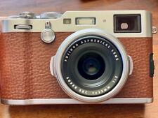 Fujifilm X100f Digital Camera (brown)