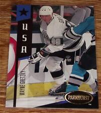 1993-94 Parkhurst USA/Canada GOLD Insert #G1 Wayne Gretzky BV $8 *A6