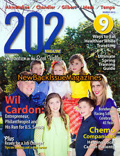 202 Magazine 3/13,Wil Cardon,March 2013,NEW