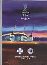 ORIG. PRG UEFA CUP 07/08 finale Rangers Glasgow-ZENIT St. Petersburg!!! TOP