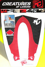Fred Patacchia Designed Creatures of Leisure Surfboard Traction Pad Deck Grip