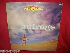 Phase 6 Mirage DORSEY DODD PETER HAMILTOM OST Organo Hammond LP 1971 NUDE Cover