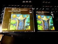 Olivier Messiaen: Complete Organ Works Vol. 6 (2x CD BOX 1999 MDG) Rudolph Innig