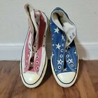 Converse All Star Chuck Taylor 70s Hi USA Flag Limited Edition 143886C Size M10