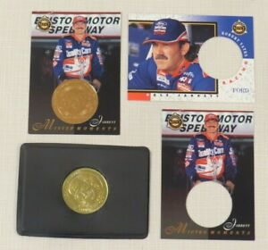 1998 Pinnacle Mint Collection Coin and Card(s) NASCAR Select Driver of Choice