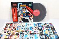 Takeo Watanabe/Yushi Matsuyama Mobile Suit Gundam Japan Vinyl LP OBI Poster