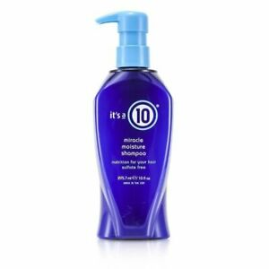 It's A 10 Miracle Moisture Shampoo 295.7ml All Hair Types