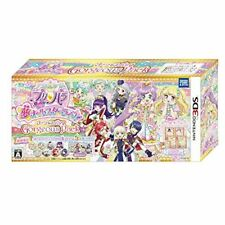 Nintendo 3Ds Idol Time Pripara Dream All-Star Live Gorgeous Pack From Japan New