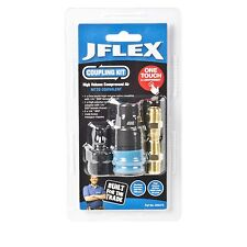 JFLEX LIGHTWEIGHT COUPLING KIT For Compressed Air Nitto Equivalent, 886078