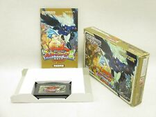 BREATH OF FIRE II 2 Item Ref/2251 Game Boy Advance Nintendo Japan Game gba