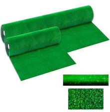 Erba sintetica 7mm manto erboso finto prato giardino tappeto esterno 29 MISURE