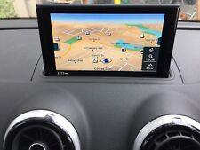 2017 Audi A3 Navigation System