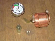 Manometer Anzeige Öldruckanzeige Öldruckmanometer Traktor Oldtimer 52 mm Durchm.