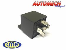 LMA Motorsport Quality H/D Changeover Relay, 5 Pin, 20/30 Amp, 12V,  (797)