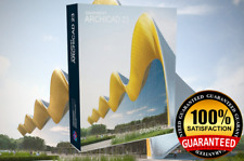ArchiCAD 23 Full Windows Lifetime Version Pre-activated Fast Delivery